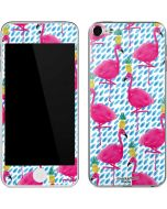 Party Flamingos Apple iPod Skin