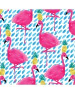 Party Flamingos LifeProof Nuud iPhone Skin