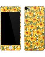 Sunflowers Apple iPod Skin