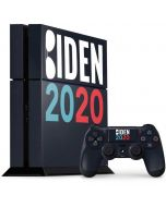Biden 2020 PS4 Console and Controller Bundle Skin