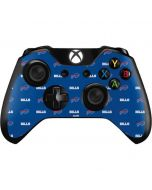 Buffalo Bills Blitz Series Xbox One Controller Skin