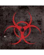 Biohazard Red iPhone X Skin