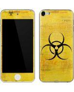 Biohazard Large Apple iPod Skin