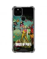 Birds of Prey Animated Google Pixel 5 Clear Case