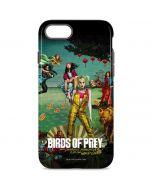 Birds of Prey Animated iPhone 8 Pro Case