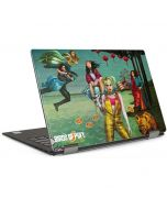 Birds of Prey Animated Dell XPS Skin