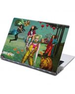 Birds of Prey Animated Yoga 910 2-in-1 14in Touch-Screen Skin