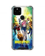 Birds of Prey Google Pixel 5 Clear Case