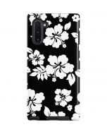 Black and White Galaxy Note 10 Pro Case