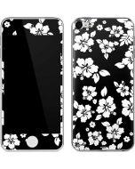 Black and White Apple iPod Skin