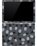 Black and White Pineapples Surface Pro (2017) Skin