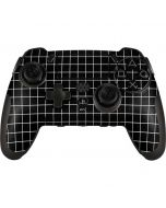 Black Grid PlayStation Scuf Vantage 2 Controller Skin