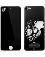 Black Panther African King Apple iPod Skin