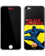 Black Panther Comic Apple iPod Skin