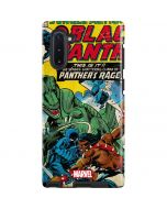 Black Panther Jungle Action Galaxy Note 10 Pro Case