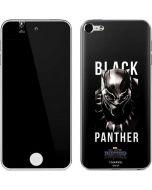 Black Panther Profile Apple iPod Skin