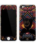 Black Panther Tribal Print Apple iPod Skin