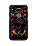 Black Panther Tribal Print Otterbox Commuter iPhone Skin