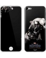Black Panther Up Close Apple iPod Skin