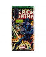 Black Panther vs Six Million Year Man Galaxy Note 10 Pro Case
