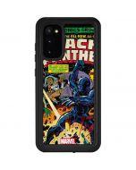 Black Panther vs Six Million Year Man Galaxy S20 Waterproof Case