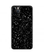Black Speckle iPhone 11 Pro Max Skin