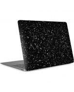 Black Speckle Apple MacBook Air Skin