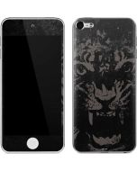 Black Tiger Apple iPod Skin