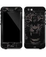 Black Tiger LifeProof Nuud iPhone Skin