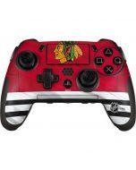 Blackhawks Red Stripes PlayStation Scuf Vantage 2 Controller Skin