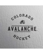 Colorado Avalanche Black Text iPhone 6/6s Skin