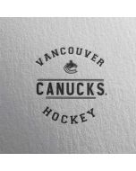 Vancouver Canucks Black Text iPhone 6/6s Skin
