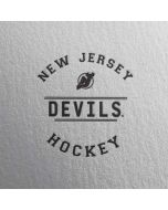 New Jersey Devils Black Text iPhone 6/6s Skin