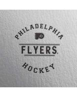 Philadelphia Flyers Black Text Dell XPS Skin