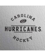 Carolina Hurricanes Black Text Apple iPad Skin
