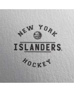 New York Islanders Black Text iPhone 6/6s Skin