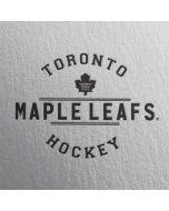 Toronto Maple Leafs Black Text Studio Wireless Skin