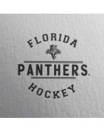 Florida Panthers Black Text Apple iPad Skin