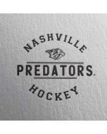 Nashville Predators Black Text iPhone 6/6s Skin