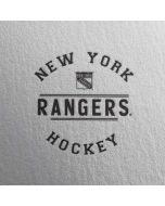 New York Rangers Black Text iPhone 6/6s Skin