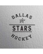 Dallas Stars Black Text Apple AirPods 2 Skin