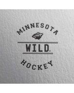 Minnesota Wild Black Text iPhone 6/6s Skin