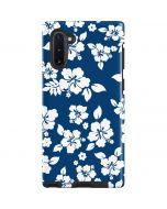 Blue and White Galaxy Note 10 Pro Case