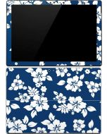 Blue and White Surface Pro (2017) Skin