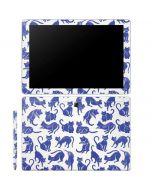 Blue Cats Galaxy Book 10.6in Skin