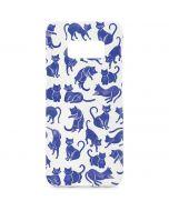 Blue Cats Galaxy S8 Plus Lite Case