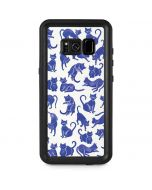Blue Cats Galaxy S8 Plus Waterproof Case