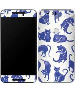 Blue Cats Google Nexus 6P Skin