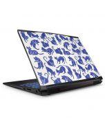 Blue Cats GP62X Leopard Gaming Laptop Skin