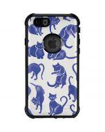 Blue Cats iPhone 6/6s Waterproof Case